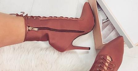 Lycra Boots